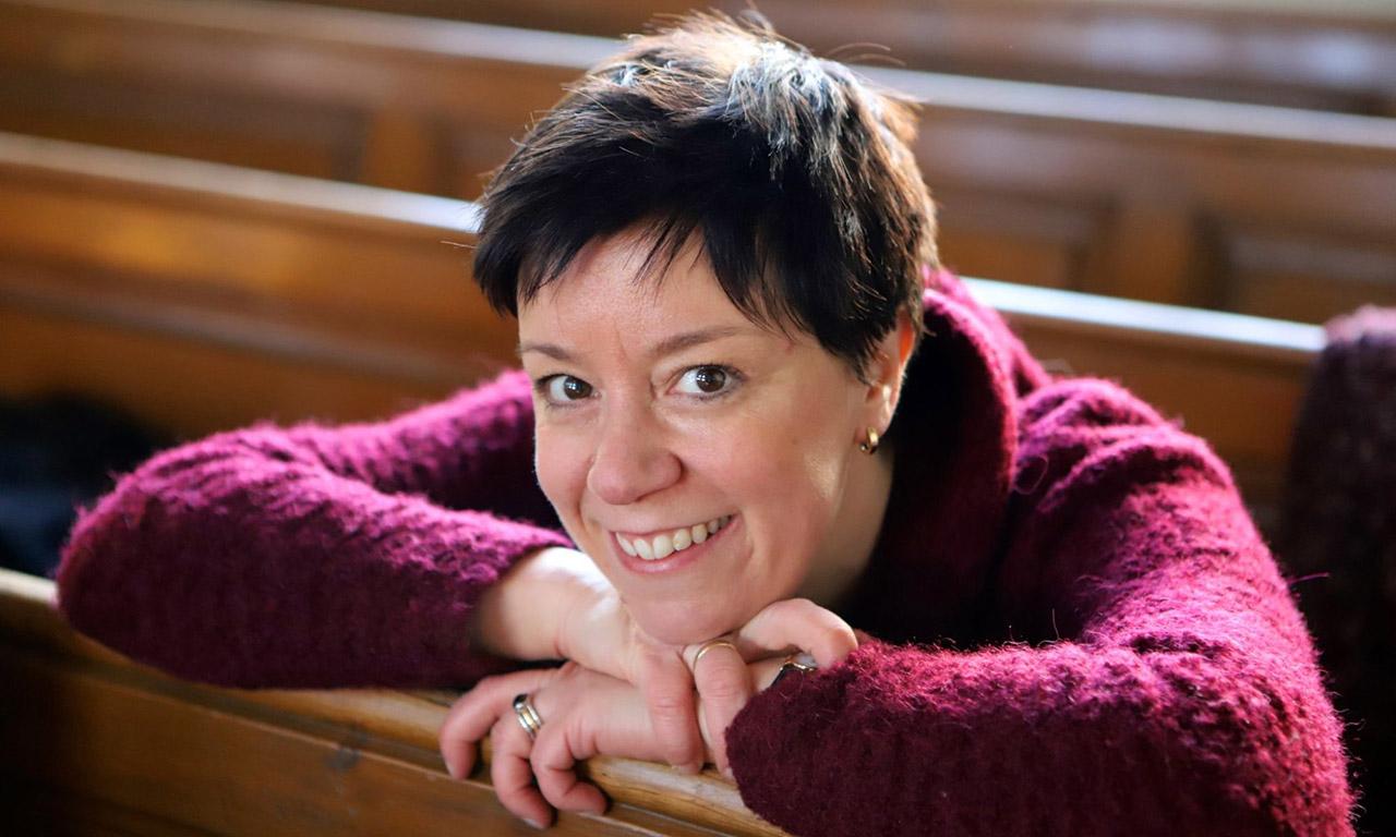 Heike Scholl-Braun - Sopranistin und Stimmbildnerin